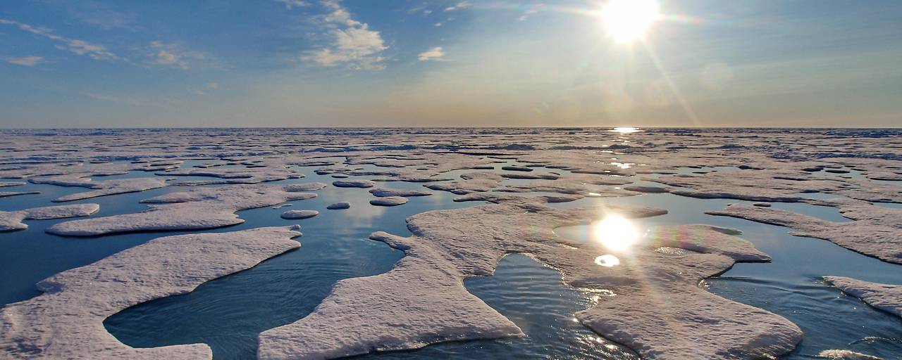 Warme Arktis