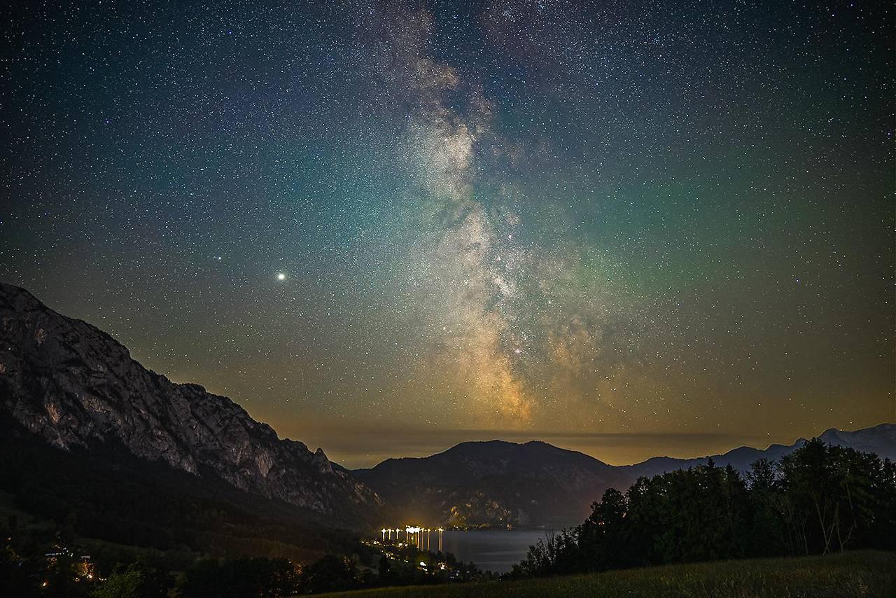 Erster Sternenpark