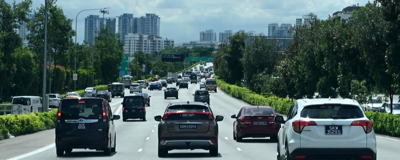 Roboter für Singapurs Straßen