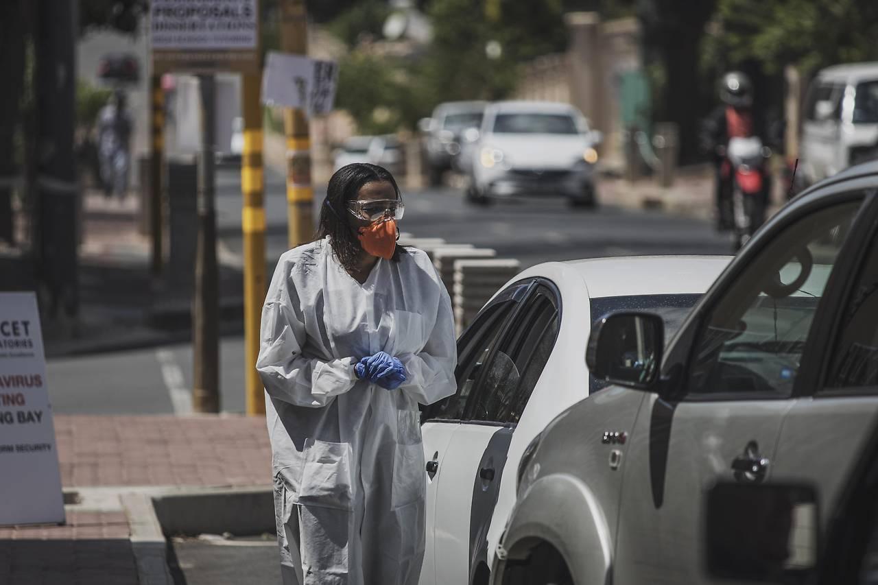 Coronavirus in Afrika