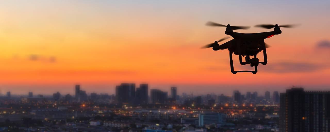 Drohneneinsatz