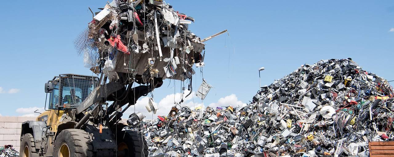 Schwerer Müll