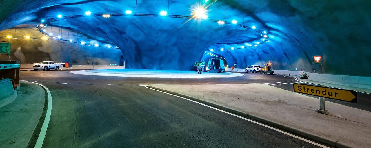 Tunnel statt Fähren