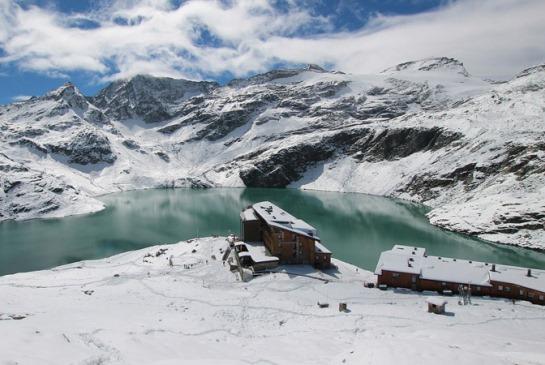 Weltweit weniger Gletschereis