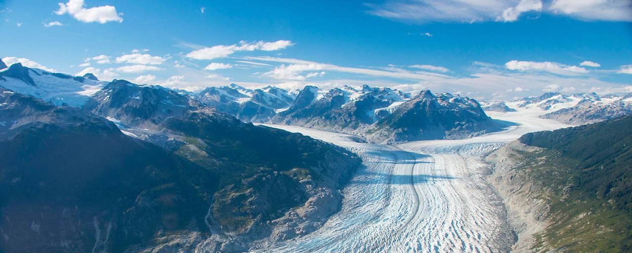 Stärkerer Gletscherschwund