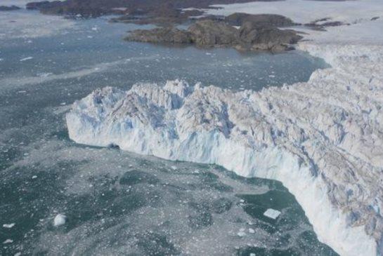 Schnellere Eisschmelze