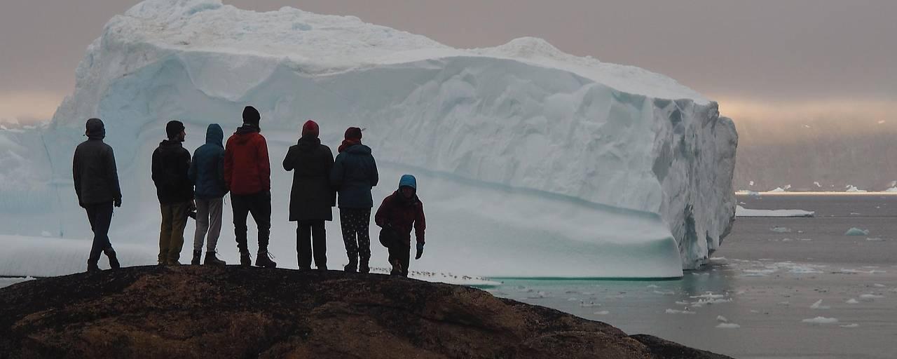 Forschen in Grönland