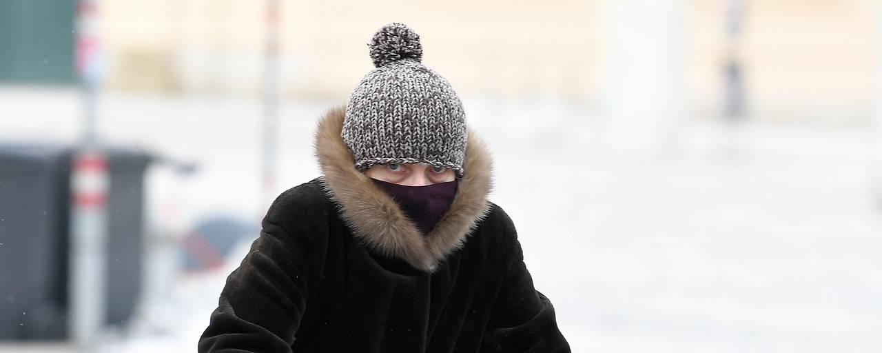 Häufigere Kältewellen
