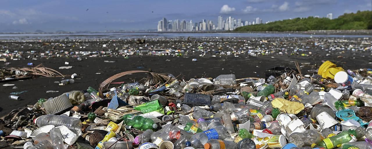 Warnung vor Plastikflut