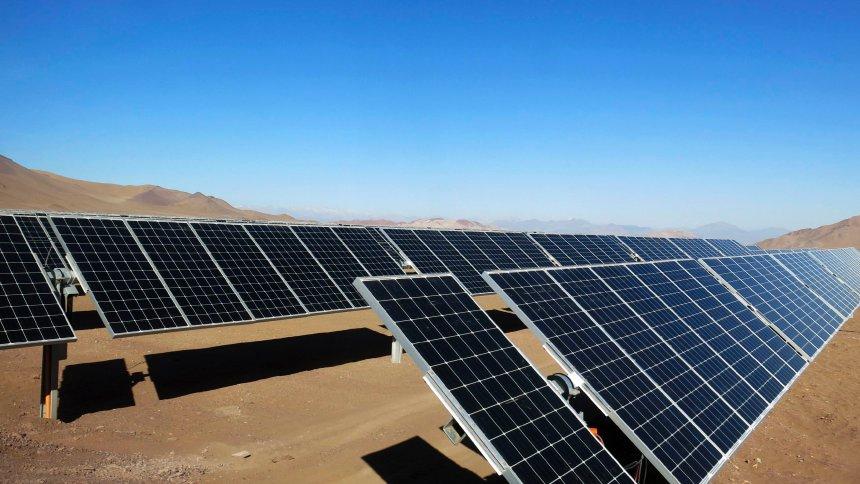 Strom aus der Sahara