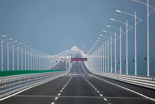 Längste Seebrücke der Welt