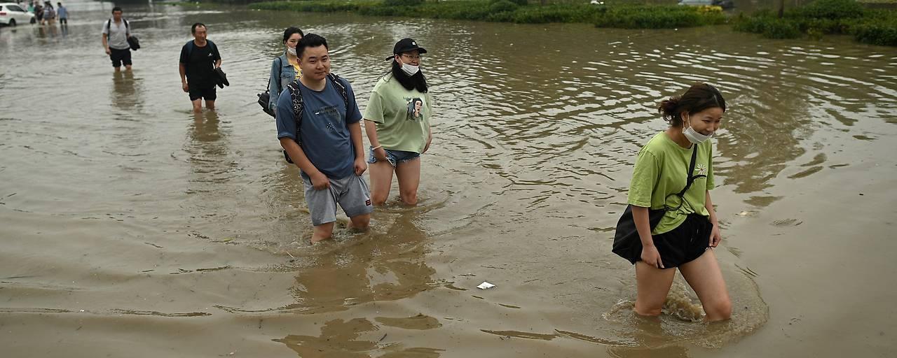 Mehr Hochwasser