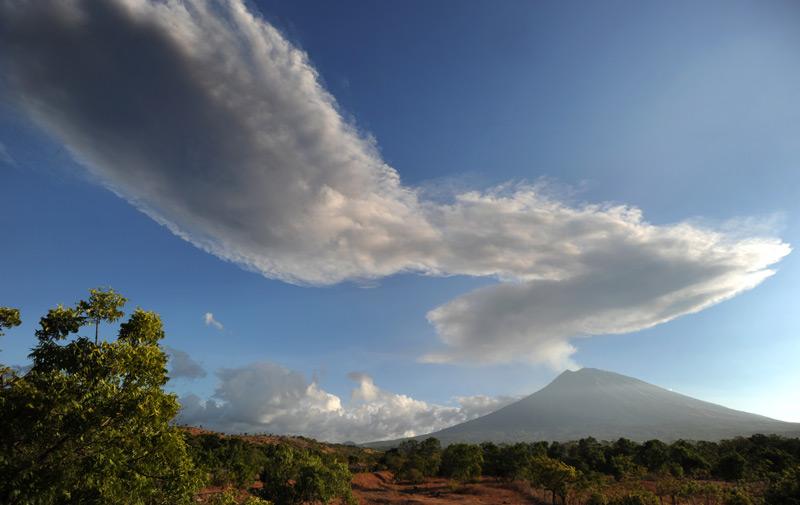 Vulkanteilchen