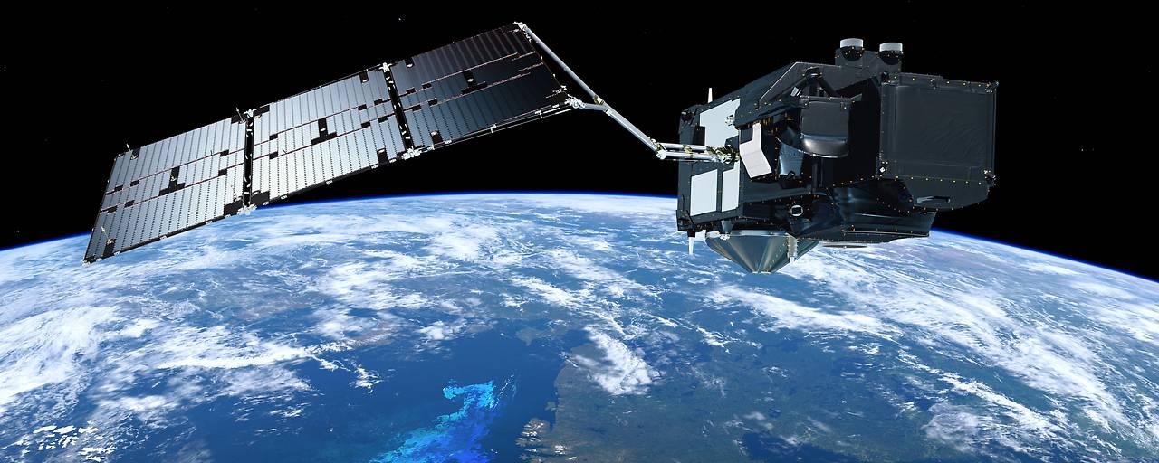 Weltraumaktivitäten