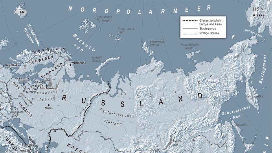 Tim Marshall | Die Macht der Geographie