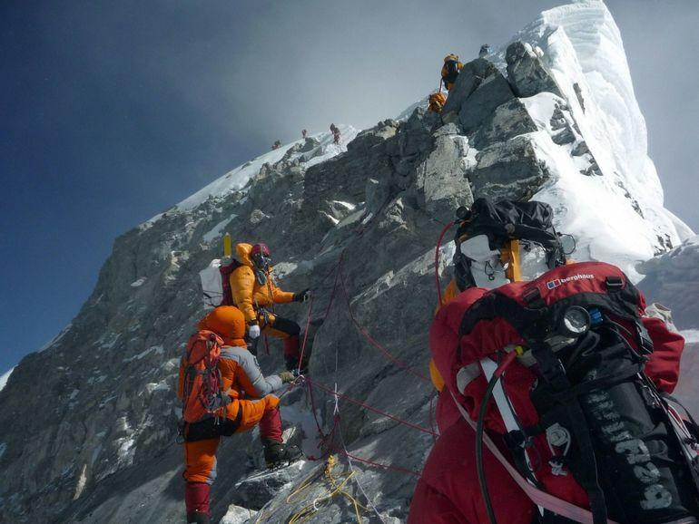 Die Vermessung des Everest